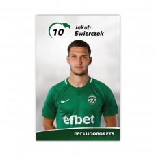 Player Card - Jakub Schwierchok