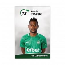 Player Card - Mavis Tchibota