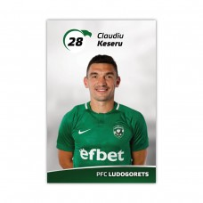Player Card - Claudiu Keseru