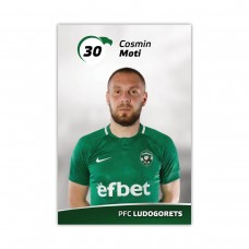 Player Card - Cosmin Moti