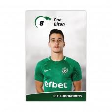 Player Card - Dan Biton