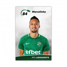 Player Card - Marcelinho