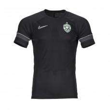Training Polyester Shirt in Black