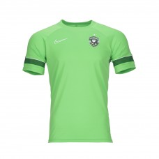 Training Polyester Shirt in Green