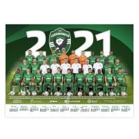 PFC Ludogorets A team Calendar 2021