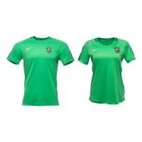 Green Man & Woman Training Shirt