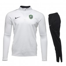 Training Tracksuit in White