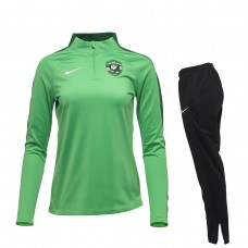 Women's Tracksuit in Green