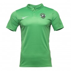 Player Travel Polo T-shirt In Green