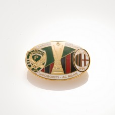"Badge ""Ludogorets - Milan"""
