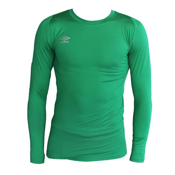 Green thermo shirt for child