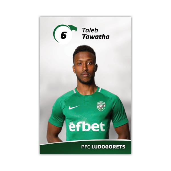Player Card - Taleb Tawatha