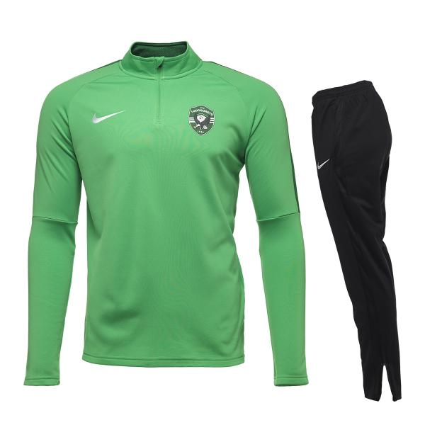 Training Tracksuit in Green